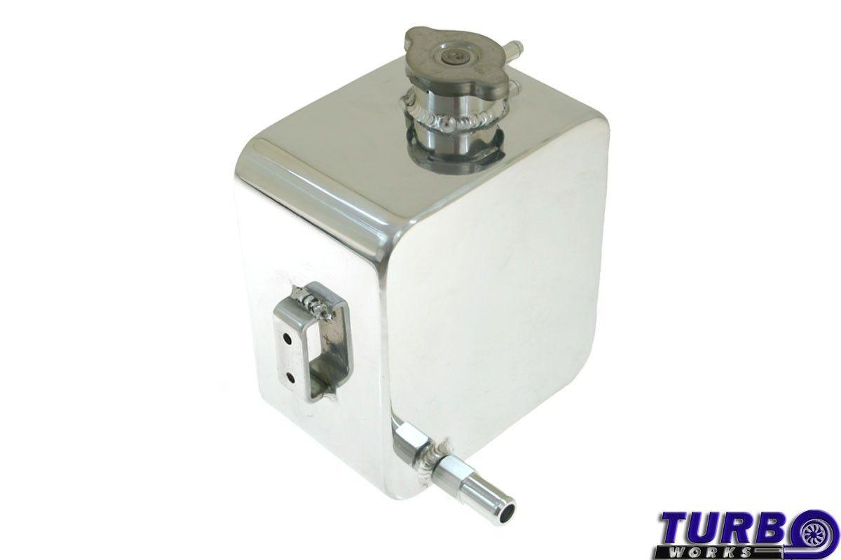 Kiegyenlító tartály alu - TurboWorks 2,5L